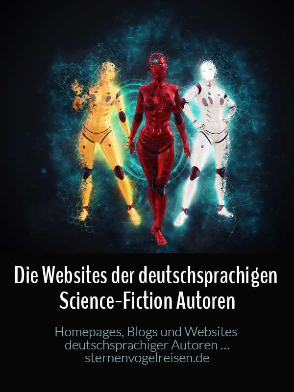 Die Websites der deutschsprachigen Science-Fiction Autoren
