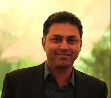 Nikesh Arora | #IIT #Varanasi     Nikesh Arora is the current senior vice president and chief business officer at Google.[1] He holds a degree from Boston College and an MBA from Northeastern University. He also holds the CFA designation. In 1989, Nikesh graduated from the Indian Institute of Technology (BHU) Varanasi, India with a bachelor's degree in electrical engineering.