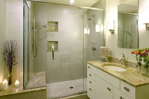 15 Beautiful Small White Bathroom Remodel Ideas Bathroom Cost
