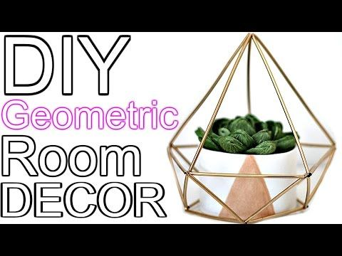 DIY Tumblr Room Decor 2016 - YouTube