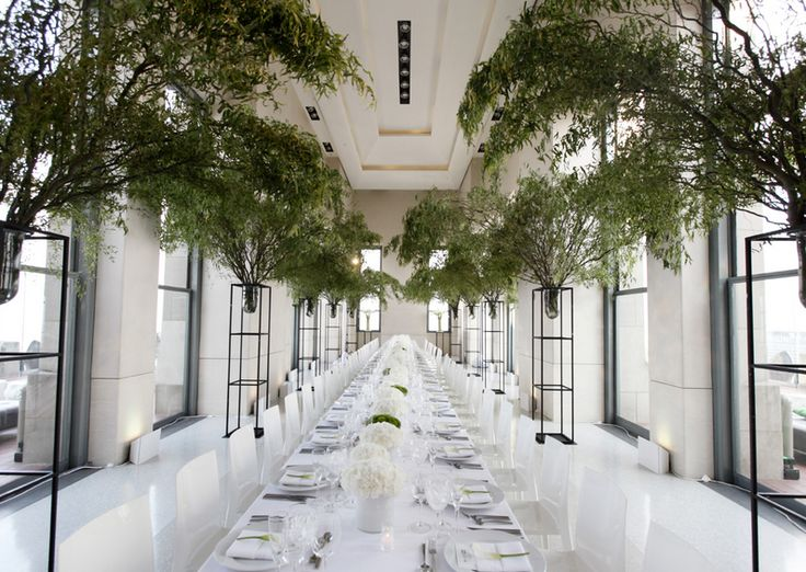 The gorgeous 620 Loft & Garden in NYC! Modern wedding venue? Check!