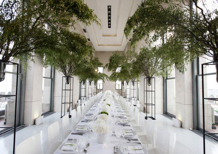The gorgeous 620 Loft & Garden in NYC! Modern wedding venue? Check!
