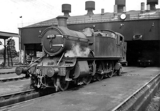Southall Loco Shed 81C 6110...001Q | by Steve75C