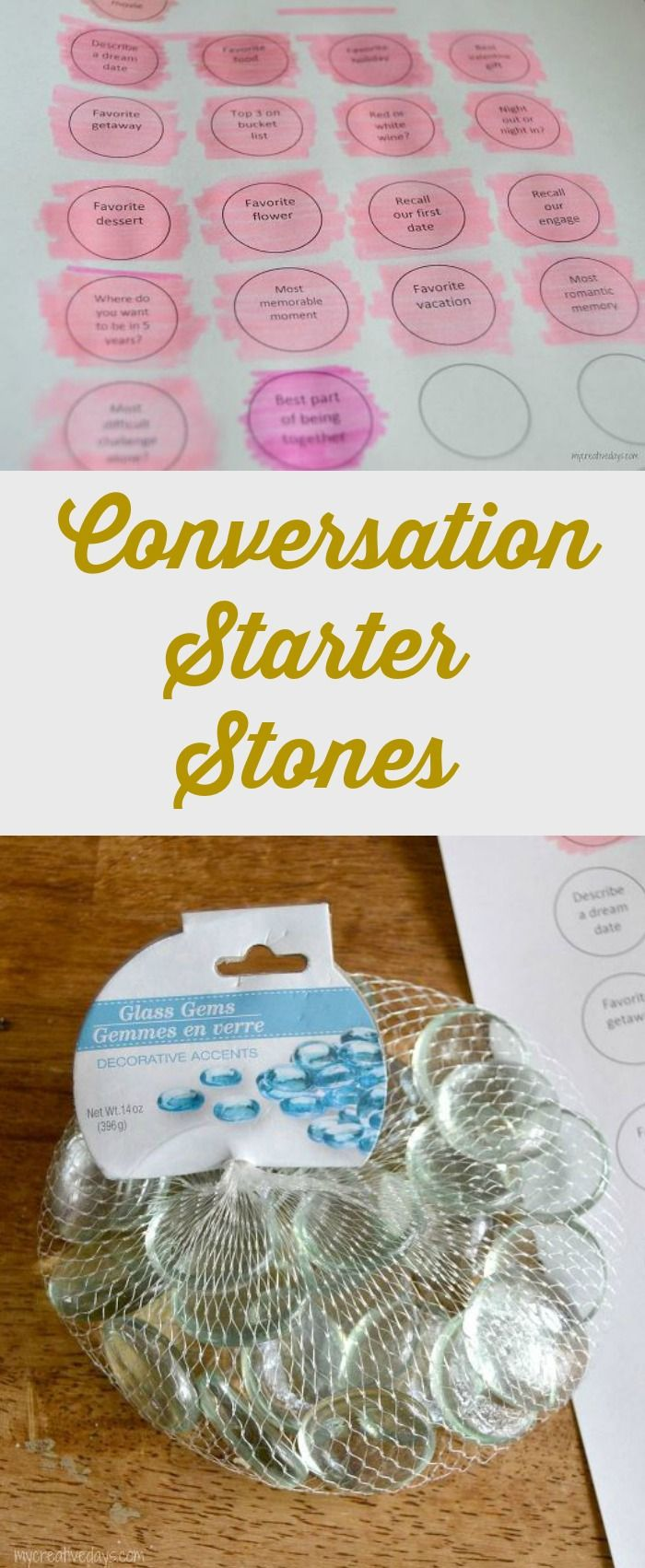 Ice breaker conversation starters dating