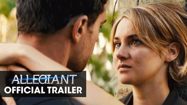 The Divergent Series-Allegiant
