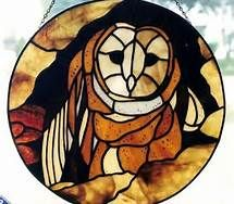 Stained Glass Owl - Bing Images
