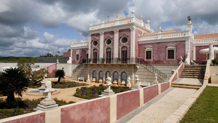 Pousada Palácio de Estoi - Algarve www.pousadas.pt