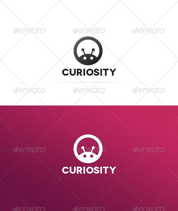 Curiosity  - Logo Design Template Vector #logotype Download it here: http://graphicriver.net/item/curiosity-logo-template/3444164?s_rank=239?ref=nexion