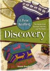 Ravelry: Ethnic Knitting: Discovery: The Netherlands, Denmark, Norway, and The Andes; darebin library