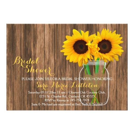 1467 best wedding: bridal shower invitations images on pinterest, Baby shower invitations