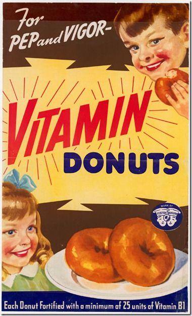 Mmmm... Vitamin D #vintage #ads #ancestry