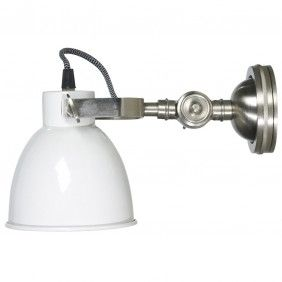 Lene Bjerre Mary Wall Light White at Dansk Home Accents