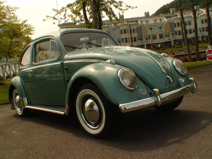 "vw bugs | 1959 VW Beetle Bug Sedan ""Minty"" | Classic VW Beetles & BuGs ..."