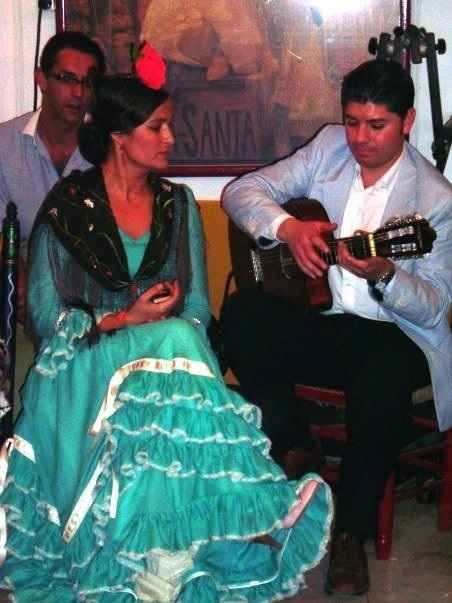17 mejores im genes sobre flamenca en pinterest - Ropa vintage sevilla ...