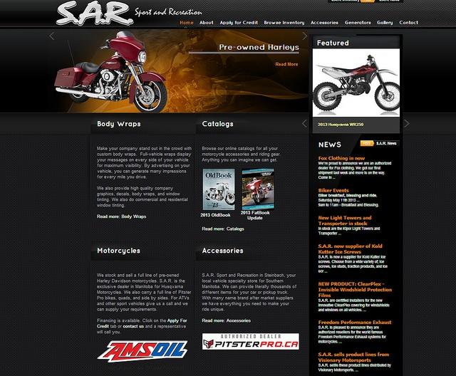 SAR Sport & Recreation by SunrizeGroup, http://sunrize.bix