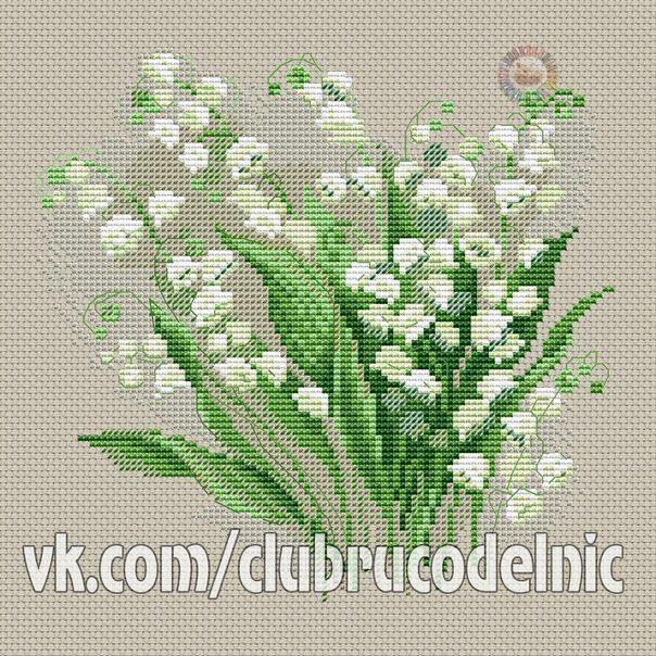 #Цветы@clubrucodelnic