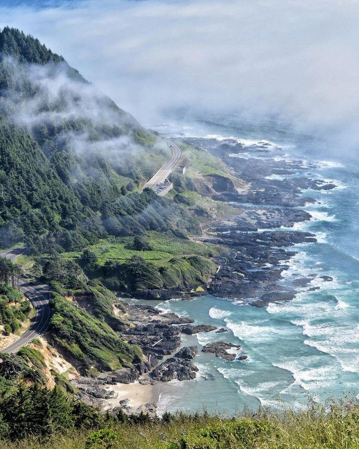 Highway 101 Oregon Coast