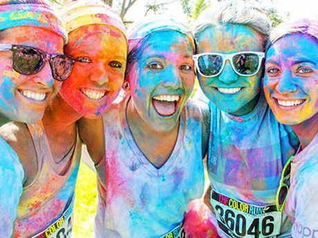 10 Reasons You Should Do The Color Run