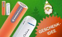 Weihnachtsaktion 2014: Wenn ihr in der Vorweihnachtszeit im ROLstore für 300,00 € einkauft, bekommt ihr das orange PowerBank zum Aktionspreis von nur 1 €! Einfach diesen Gutschein-Code im ROLstore eingebe: ROL-POWERBANK  http://www.rolstore.it/tragbare-energiequelle-powerbank-2200mah-orange.html