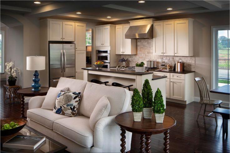 30 best Open concept kitchen living room images on Pinterest | Home ...