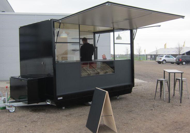 Madværket - Rullende Nørdekøkken - Procraft - food truck - gademad - gadekøkken