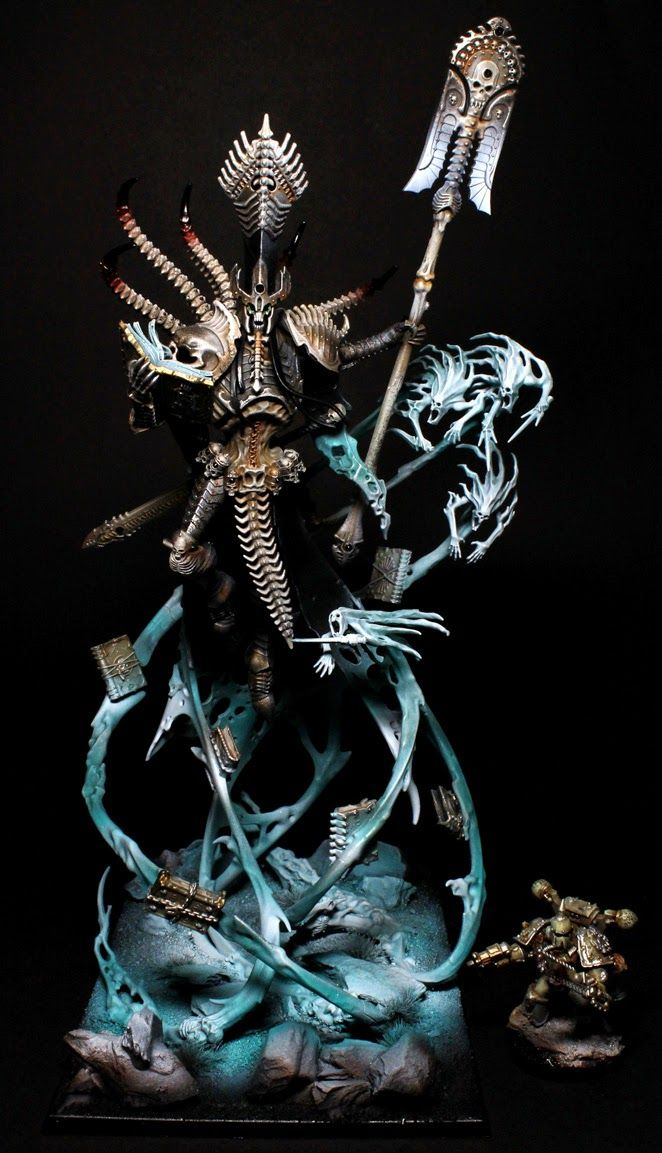 Showcase Nagash Supreme Lord of the Undead Tale of