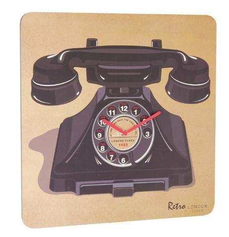 london-clock-company-retro-telephone-wall-clock-30cm