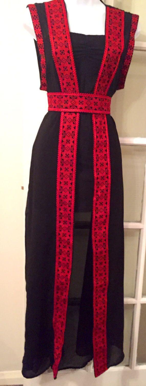 Nuevo Largo negro sin mangas Kimono / chaleco / Jaket con