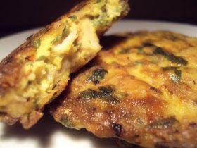 LCHF-bloggen: Kyllingpletter