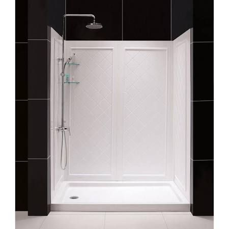 dreamline qwall5 shower backwall kit by dreamline