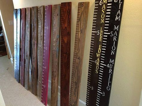 Hey, I found this really awesome Etsy listing at https://www.etsy.com/listing/527957180/customizable-wooden-growth-chartgrowth