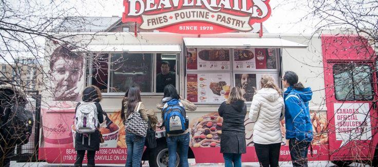 Beavertails Food Truck Toronto Food Trucks : Toronto Food Trucks Throughout Beavertails Food Truck Franchise
