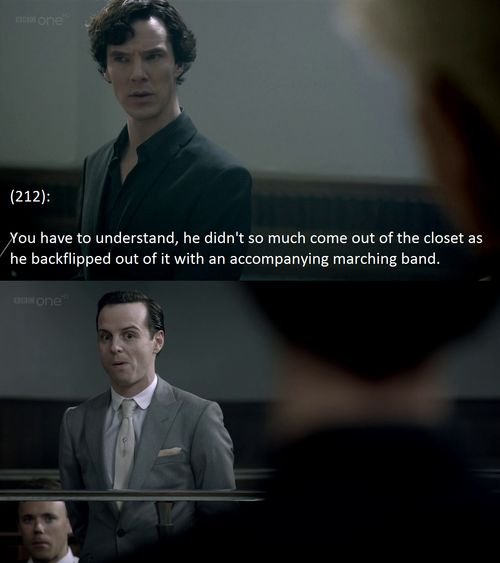 Texts From 221b Baker Street. THIS IS THE BEST THING I HAVE EVER SEEN. LOOK AT ANDREW'S FACE