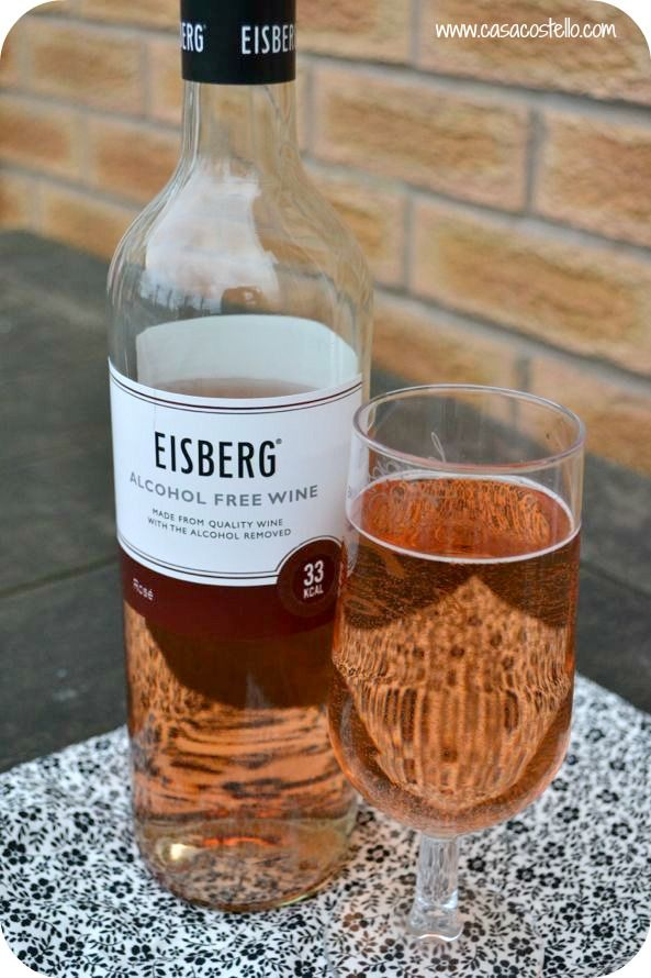 Eisberg Non-Alcoholic Wine � Blog Anniversary Giveaway
