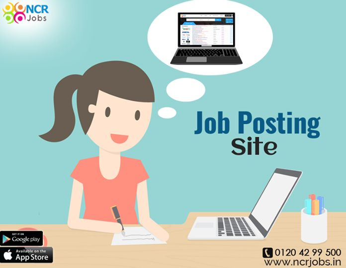 #JobPostingSite works as the middle person between candidates and employers. On these employment websites, you can find the recruiters who are ready to recruit the probable candidates for their firm. See more @ http://bit.ly/2h5v8xG Download App @ http://bit.ly/2nxOUn3 #NCRJobs #JobSite