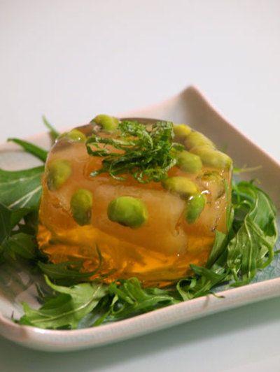 数の子ゼリー寄せ by P子さん   レシピブログ - 料理ブログのレシピ満載!