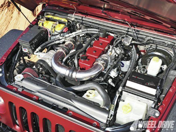 Bruiser Jeep Wrangler Jk Cummins Diesel Conversions Jeep