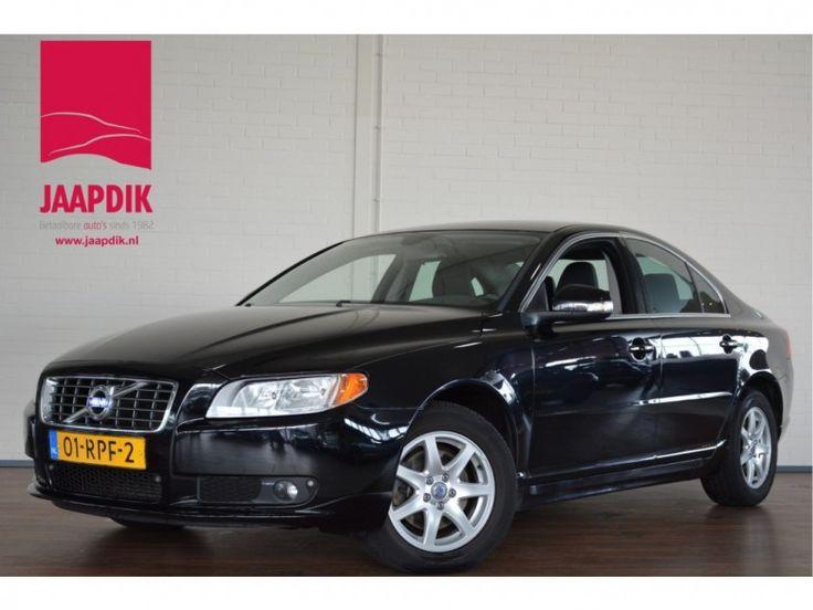 Volvo S80  Description: Volvo S80 BWJ 2011 2.0D 136 PK KINETIC CLIMA/CRUISE/LMV/PDC/NAVI  Price: 187.06  Meer informatie