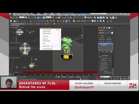 #25. Flig vs Black gang: Animations in 3ds max #‎twitch‬ ‪#‎indie‬ ‪#‎indiedev‬ ‪#‎gamedev‬ ‪#‎aoflig‬ ‪#‎fligadventures‬ ‪#‎adventuresofflig‬ ‪#‎flig