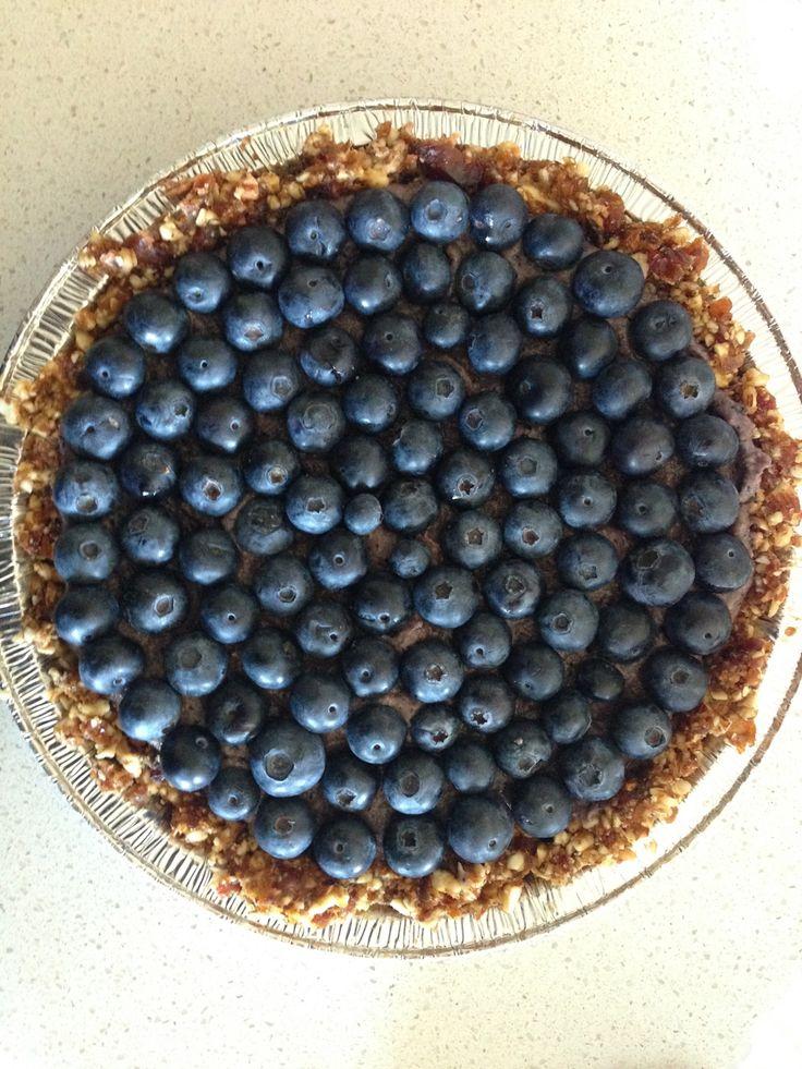 pies almond crust pn crusts almonds forward pn blueberry cream pie ...