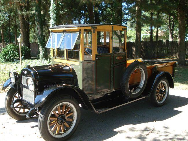 Reo Car: 1923 Reo Speedwagon