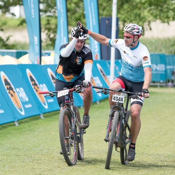 We get why you ride! It is in your DNA to conquer mountains! #FNB #FNBMTB #FNBWines2Whales #W2W #FNBBusiness
