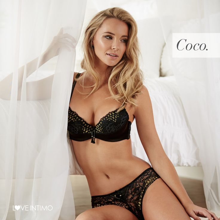 Start the week the right way with Coco's gorgeous metallic hue: https://www.intimo.com.au/shop/category/coco