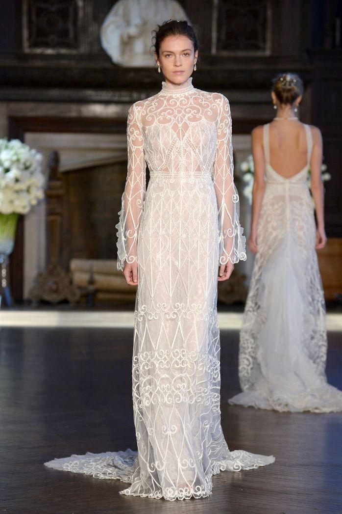 Robe de mariée Alon Livne White : Les plus belles robes de mariée de créateurs - Journal des Femmes