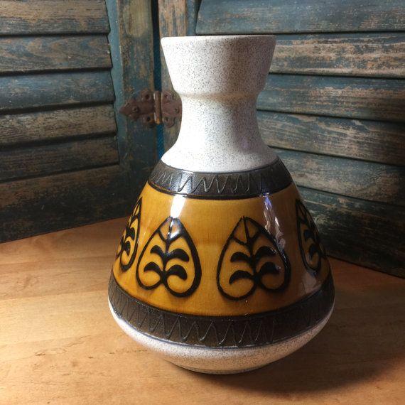 1960s+Dumler+And+Breiden+128-20+Vase+in+Shades+by+ThatRetroRabbit
