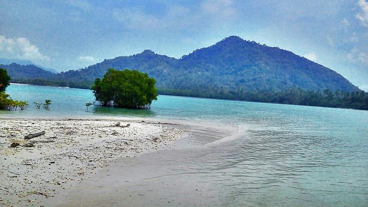 Pahawang Island, Lampung, Indonesia