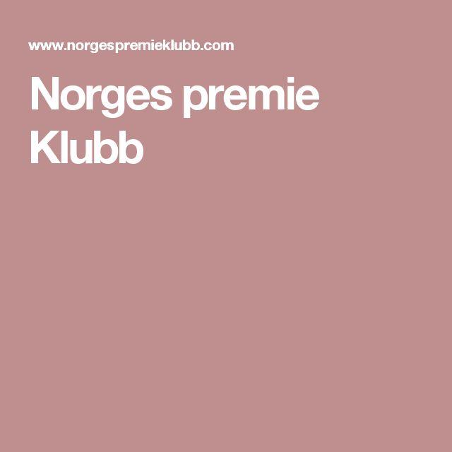 Norges premie Klubb