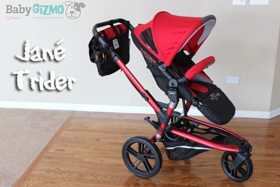 Jane Trider Stroller Review
