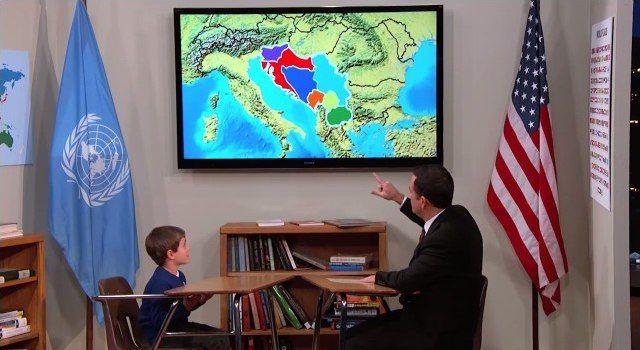 """Mit 5 Jahren alle Länder und Hauptstädte kennen? """"Arden Hayes"""" hat es drauf!"""