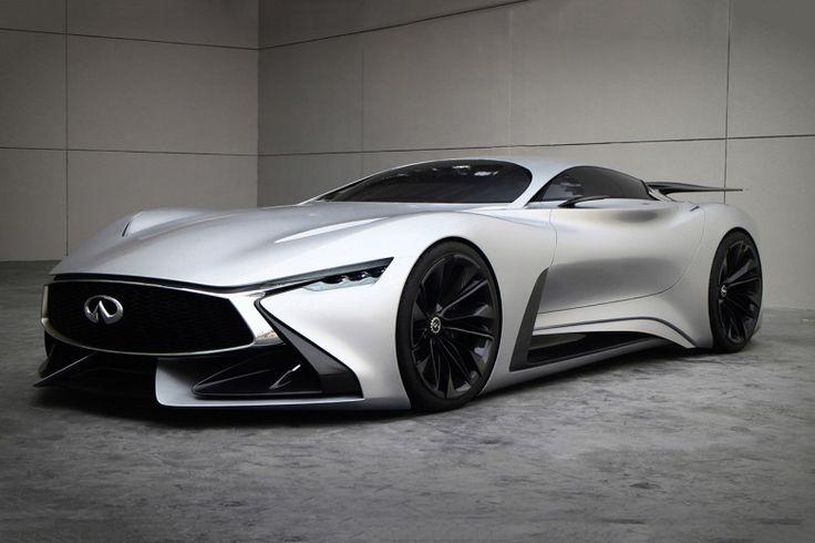 Infiniti dévoile la Vision Gran Turismo Concept #Design #Automobile #Shanghai #VisionGranTurismoConcept #ConceptCar #Infiniti #Nissan #Japan #Vitesse #Sportive